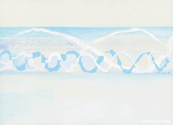 Infinity By Jun Ando <br /> <br /> 東銀座アールグラージュタワーギャラリーにて随時展示中<br /> <br /> 〒104-0061 東京都中央区銀座8丁目17−6 アールグラージュ銀座タワー<br /> Tel: 03-6868-5688 (予約制) <br />